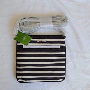 NWT Kate Spade Classic Nylon Vienna Crossbody Bag